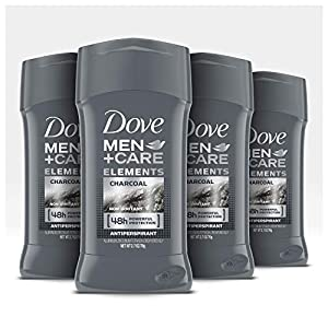 Best Epic Trends 51IywagdUSL._SS300_ Dove Men+Care Antiperspirant Deodorant Stick Tough on Sweat, Not on Skin Charcoal 48 Hour Sweat and Odor Protection 2.7…