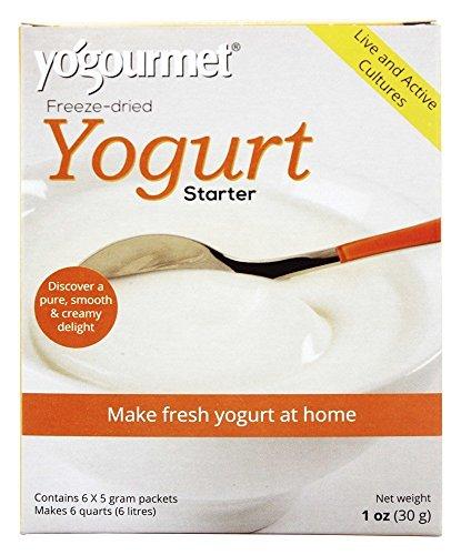 Yogourmet Yogurt Starter - 9
