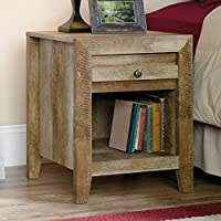 Sauder 418176 Night Stand, Furniture Dakota Pass, Craftsman Oak