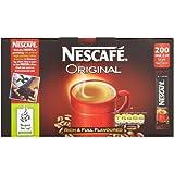 Nescafé Original Coffee Sticks 200 Pack