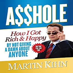 Asshole Audiobook