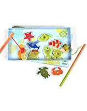 DJECO Tropic Magnetic Fishing Game