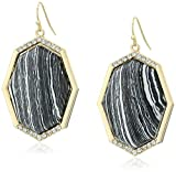 Jessica Simpson Gold Drop Earrings