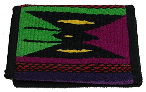 Fair Trade Funky guatemaltekischen Tribal Hand gesponnener Textil Hippy Geldbörse M50