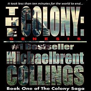 The Colony: Genesis Audiobook