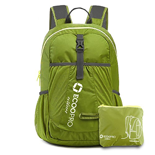 ECOOPRO 20L Durable Lightweight Packable Travel...