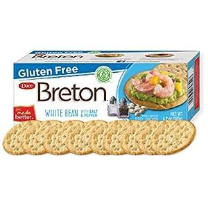 Amazon.com: Dare Breton Gluten Free Entertaining Crackers ...