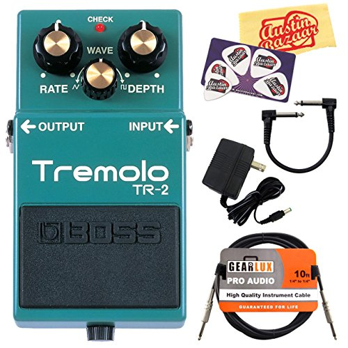 Tremolo Effects Adapter Instrument Polishing