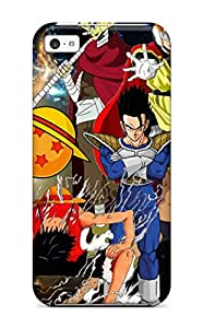 Hot 5290333K63144763 New Fairy Tail X One Piece Crossover Protective Iphone 5c Classic Hardshell Case
