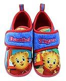 Daniel Tiger Toddler Daycare Slippers (7-8 M US Toddler)