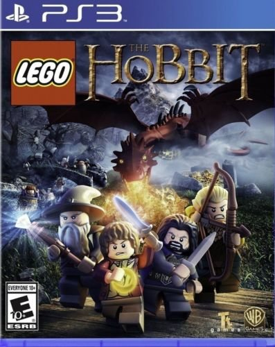 PLAYSTATION 3 PS3 GAME LEGO THE HOBBIT BRAND NEW & FACTORY SEALED (Hill Telephone Stand)