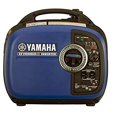 Yamaha EF2000ISV2 2000W Ultra Quiet Inverter Generator