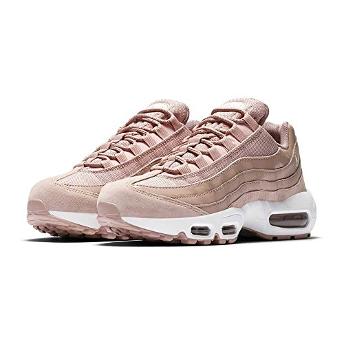 Red 95 Pink Particle Max Air Wmns NIKE Running 601 Silt Donna Scarpe White Multicolore SWCnPqxg
