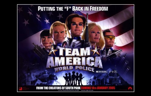 Team America: World Police POSTER Movie (11 x 17 Inches - 28cm x 44cm) (2004) (UK Style A)