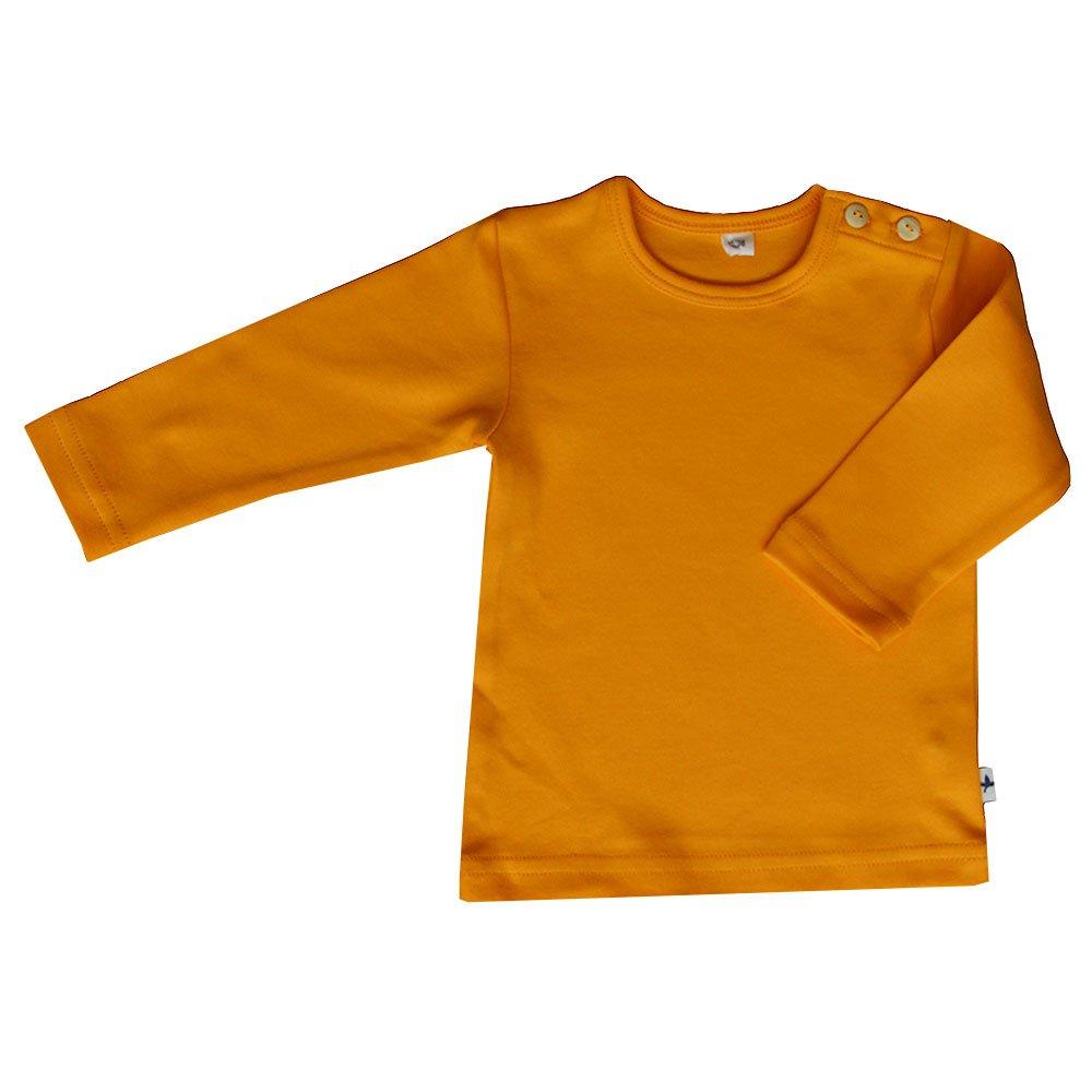 Leela Cotton Langarmshirt in tollen Farben aus reiner Bio Baumwolle 2060