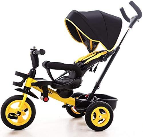 Triciclo para niños, Buggy, para niños Paseo en 3 Ruedas Rueda ...