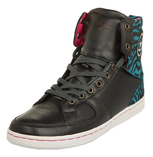 Recreation Wcr17532 Charcoal Creative Sneakers Tiger chati W Solano Femmes 4xd0a0nwqT