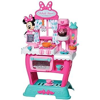 Amazon Com Just Play 89371 Minnie S Happy Helpers Brunch