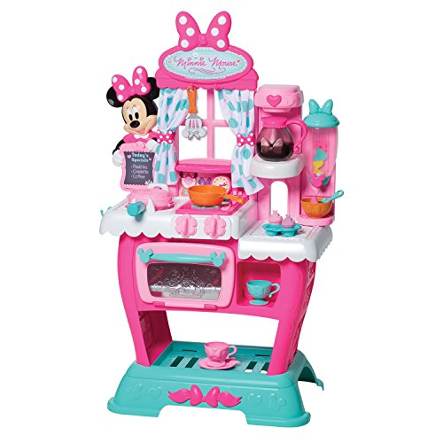 Minnie's Happy Helpers Brunch Café Kitchen Accessory Set