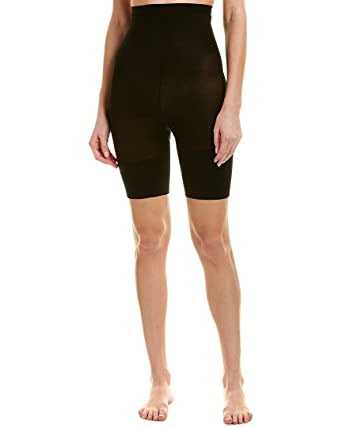 3e5fac5ca841a SPANX Star Power Women s Tame to Fame High-Waist Mid-Thigh Shaper (Backdrop
