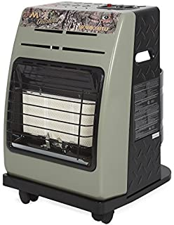 Amazon.com: Mr. Heater MH18CH Radiant Cabinet LP Heater: Home ...