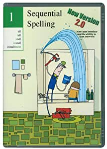 Sequential Spelling, Volume 1 DVD-Rom NEW 2.0 Version (Classic Series, 1)