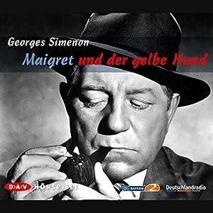 Maigret und der gelbe Hund Hörspiel