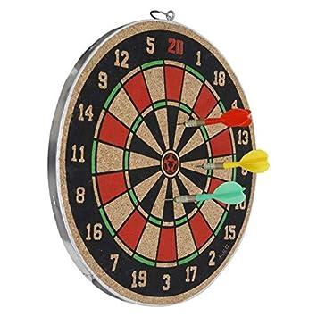 JLG 16-Inches Dart Board Set with 3 Darts