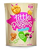 Little Piggies Minis Dog Treats Sweet Apple Flavor, 7 Oz