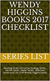 Wendy Higgins Books 2017 Checklist: Reading Order of Eurona Duology Series, See Me Series, Sweet Series, Unknown Series and List of All Wendy Higgins Books