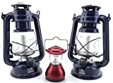 Hurricane Lamp LED Camping Lantern (2 Pack) - Best Reviews Guide