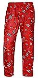 "St. Louis Cardinals Men's MLB ""Repeating Logo"" Dual Blend Lounge Pajama Pants"