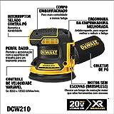 DEWALT 20V MAX Orbital Sander, Tool Only