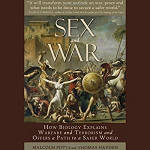 Sex and War Hörbuch