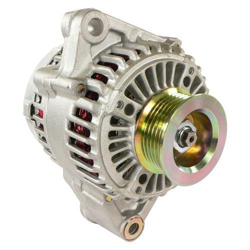 DB Electrical AND0304 New Alternator For 2.0L 2.0 S2000 Honda 00 01 02 03 2000 2001 2002 2003 2.2L 2.2 04 05 2004 2005 102211-1760 102211-1770 102211-9020 31100-PCX-J01 31100-PCX-J02 CJV77 CJY02 13894