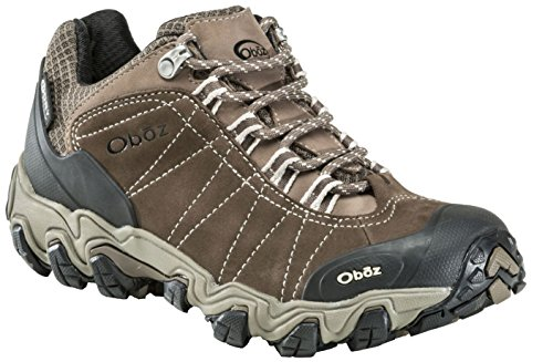 Oboz Bridger Low BDry Hiking Shoe - Women's Walnut 7.5