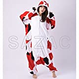 Koi Fish Kigurumi ,Red and White,Adults