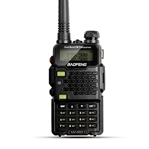 Baofeng UV-5R Walkie Talkie Dual Band Radio - 6