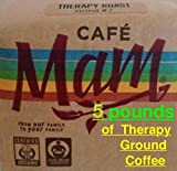 Enema Coffee - ORGANIC- Cafe Mam - 5 LBS THE ONLY ENEMA COFFEE Recommended by Gerson Institute.