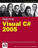 img - for Beginning Visual C# 2005 book / textbook / text book
