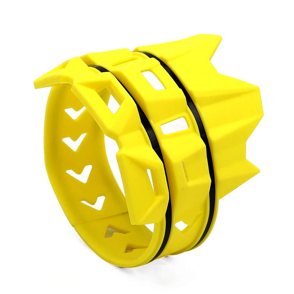 Marmitta universale Alftek per moto resistente al calore