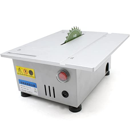 24v 100w Portable Small Electric Table Saw Blade Diy Woodworking