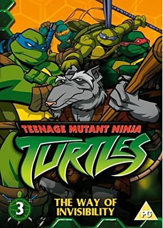 Teenage Mutant Turtles 3 [Reino Unido] [DVD]: Amazon.es ...