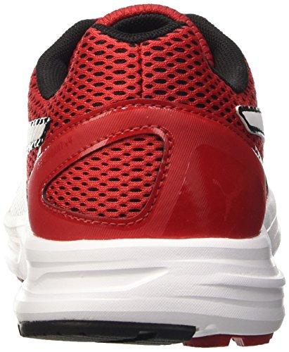 Puma Descendant V4 Baskets Mode Barbados/Cherry-Blanc/Noir-7,5