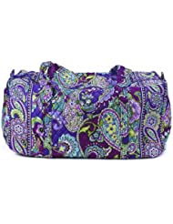 Vera Bradley Womens Large Duffel Heather Duffel Bag