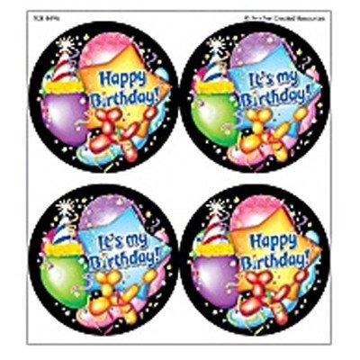 Birthday Wear Em Badges - Happy Birthday Wear Em Badges [Set of 2]
