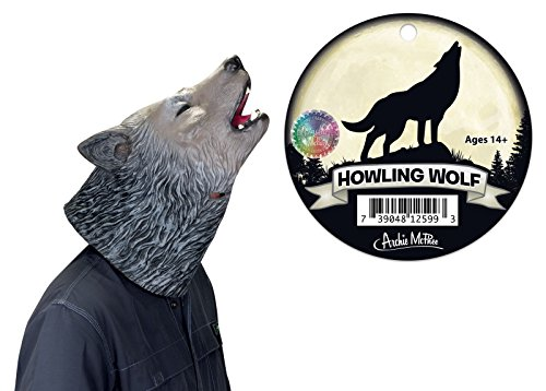(Archie McPhee Howling Wolf)