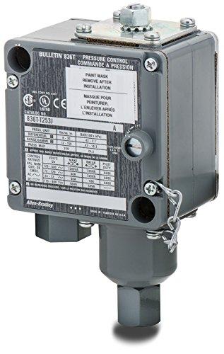 Allen Bradley 836t-t253j 836tt253j Pressure Switch
