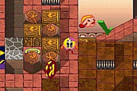 Ms PacMan - Maze Madness (GBA)