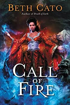 Call of Fire by Beth Cato fantasy book reviews